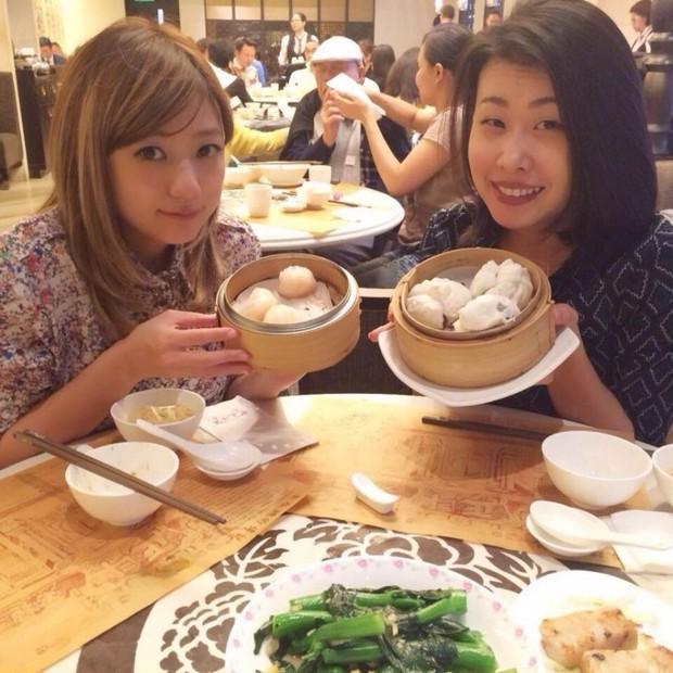 飲茶やお寺巡りして香港を満喫♪ 【伊藤千晃のBijyo Diary】