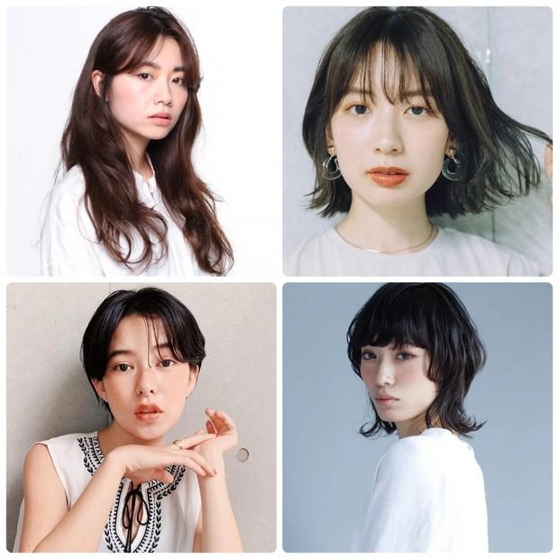 【ヘアカタログ】黒髪・暗めカラーのおすすめヘアスタイル・髪型15選(2021年冬最新)