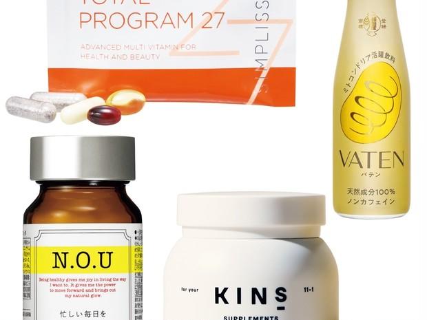 免疫力アップにおすすめ!  美容賢者5人のサプリメント活用術