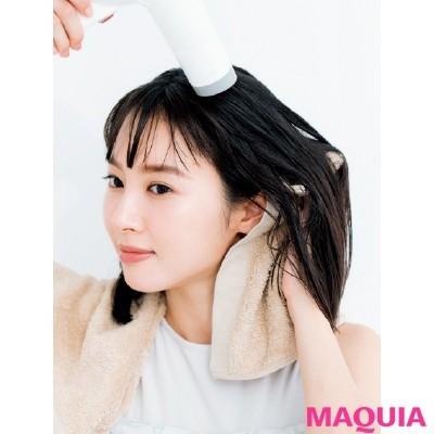 【髪の毛の乾かし方】乾かないストレスは、速乾アイテムでFreeに