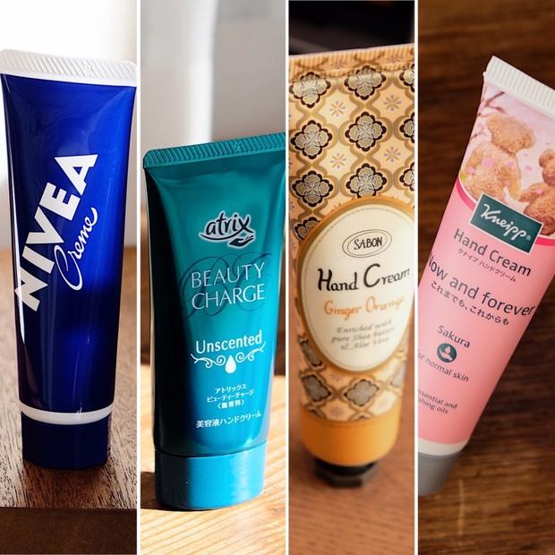 手洗い&消毒で荒れたカサカサ手指に! 用途別おすすめハンドクリーム4選