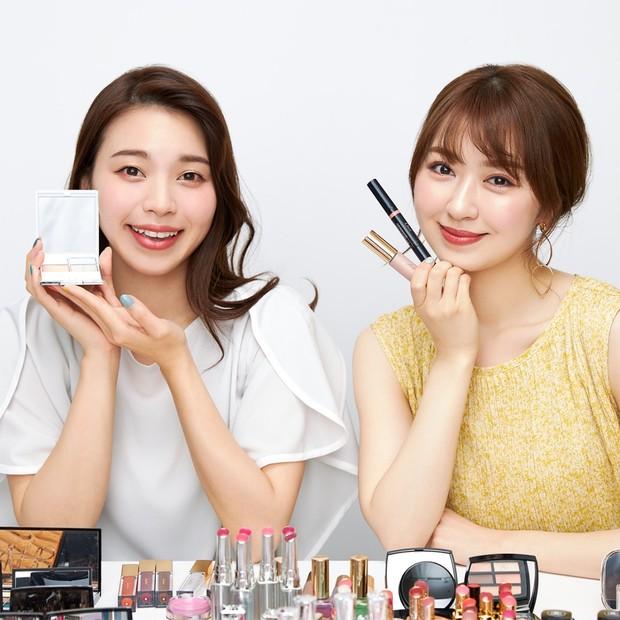 元美容部員 和田さん。と千葉由佳が本気で選んだ&試した! 2020夏の「自腹買い」新色アイシャドウ5選