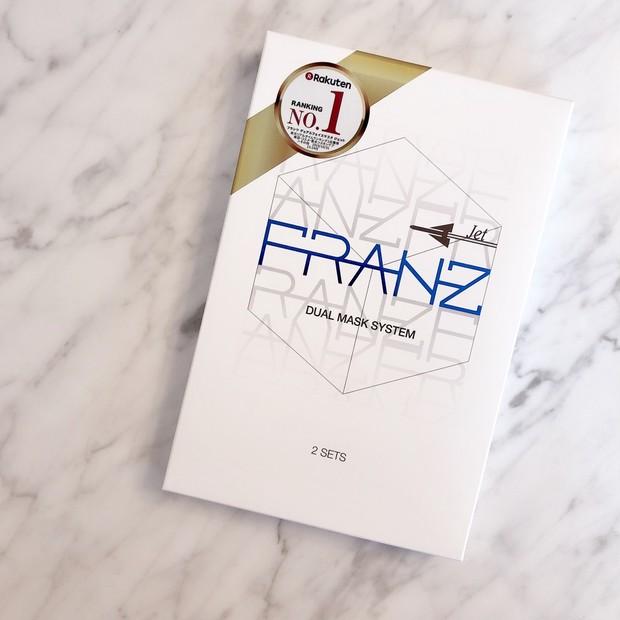 FRANZ【韓国発の微小電流マスクがすごかった!】
