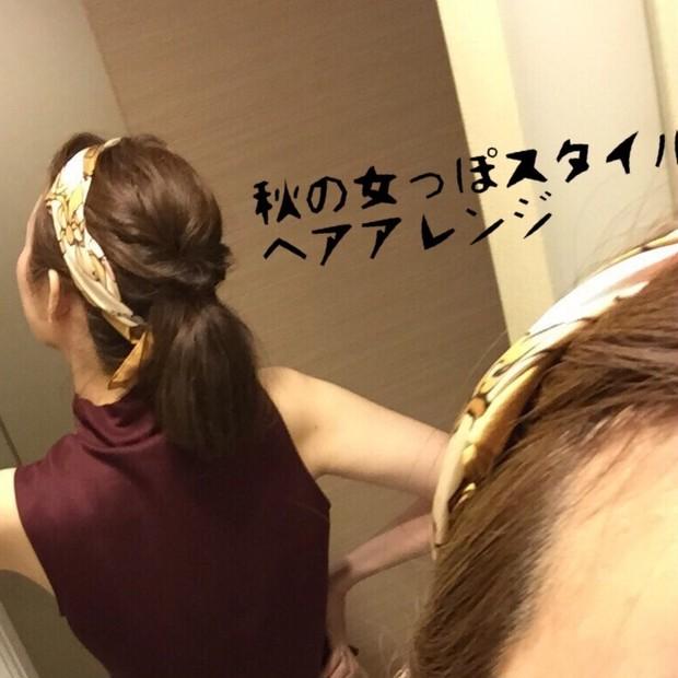 マキアビューティナイト♡秋の女っぽスタイル ボブでもok‼︎ヘアアレンジ編