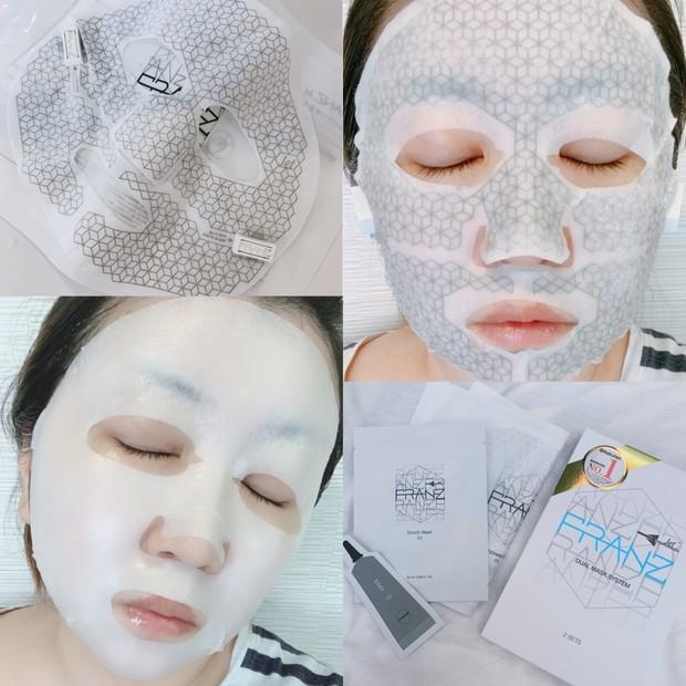 【次世代シートマスク】韓国発・微小電流により美容成分を角質層へ!うるおい・ハリにアプローチ【おうち美容】