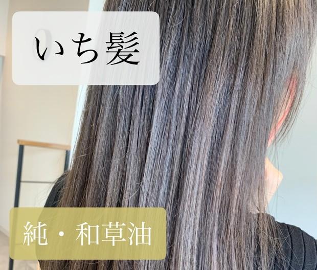 【ヘアケア】いち髪 使うたびに元のシルエットに戻る美髪ケア。進化したいち髪のアウトバストリートメント。_1