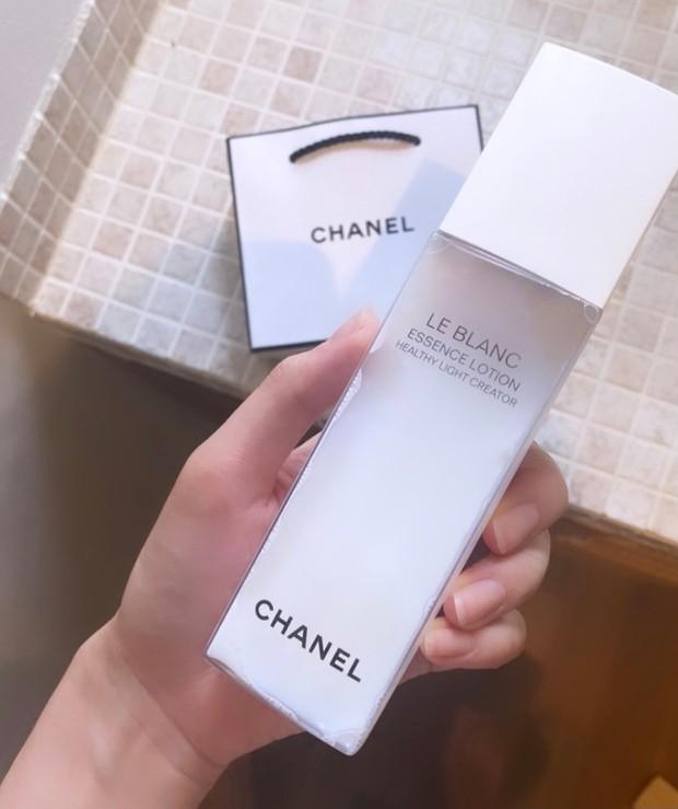 【CHANEL ル ブラン ローション HL】現品購入した私がリアルレポします!_1