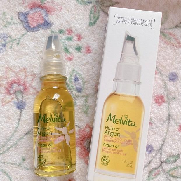 化粧水ごくごく体験♡のおススメアルガンオイル
