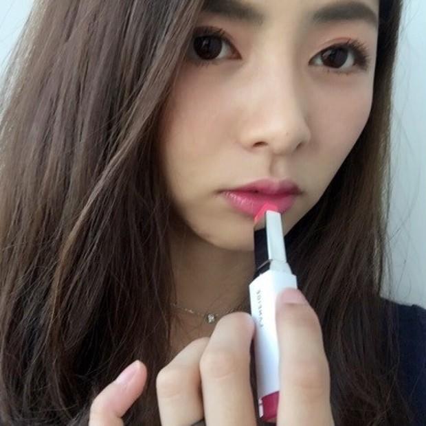 念願の2色リップ♡韓国コスメLANEIGEvsマキアージュ