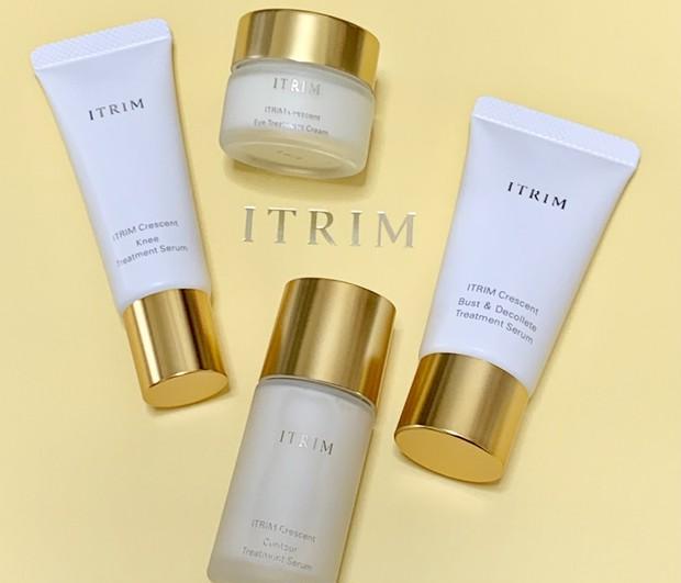 『ITRIM』から顔と体のハリ・弾力不足に取り組むプログラム「クレセント」が誕生! 大人の女性の見た目印象を底上げ #金曜日の肌投資コスメ