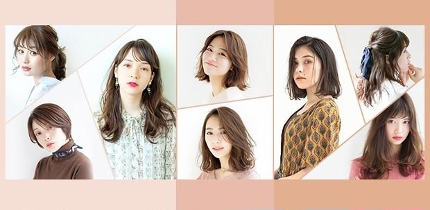 【ヘアカタログ】2020年最新! ショート・ボブ・ミディアム・ロング別おすすめヘアスタイル・髪型特集