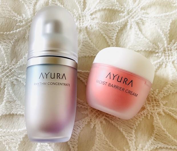 『アユーラ』のストレスで乱れた肌リズムを整える人気美容液が進化! 使うほどに肌あれしらずの元気な肌へ #金曜日の肌投資コスメ