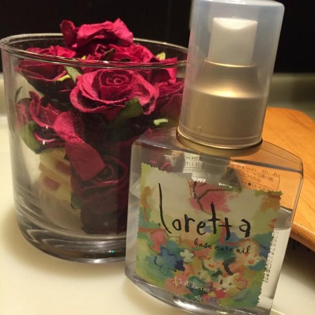 ツヤとサラサラが叶うヘアオイルは香りも素敵♡