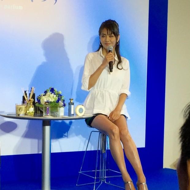 10月1日は香水の日。フレグランスアンバサダーに前田典子さん。