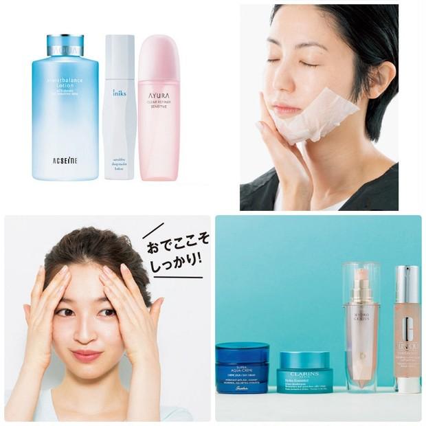 【乾燥肌におすすめのスキンケア】化粧水やシートマスクなど乾燥肌におすすめのスキンケア