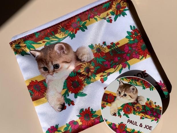 【夏コスメ2021】猫好き必見! ポール & ジョーから可愛すぎるプレストパウダーが限定発売