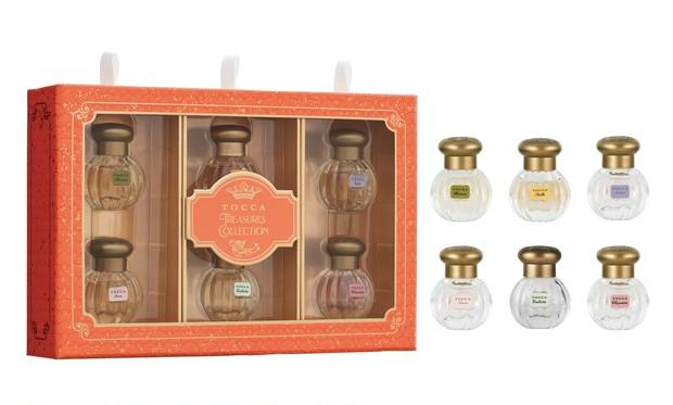 TOCCAの人気の香りをチェストのようなボックスに詰め込んで【クリスマスコフレ2020】11月10日発売_4