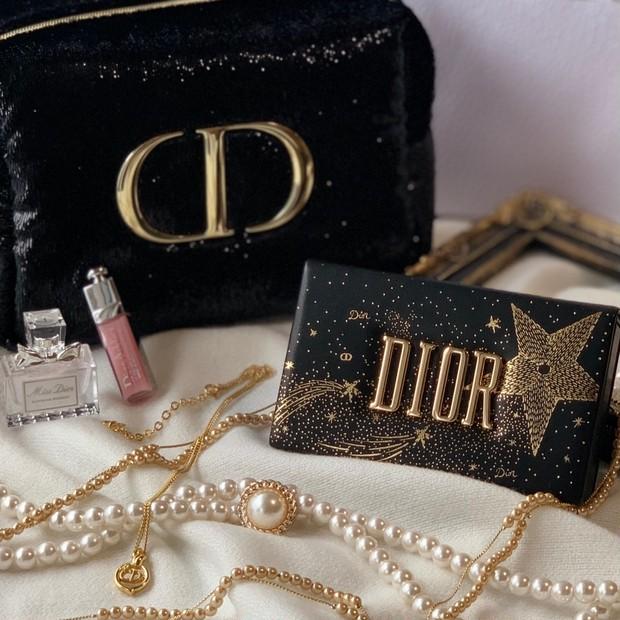 Diorクリスマスコフレ2020★煌めく星モチーフがゴージャスなパレットで幸福なホリデーを☆