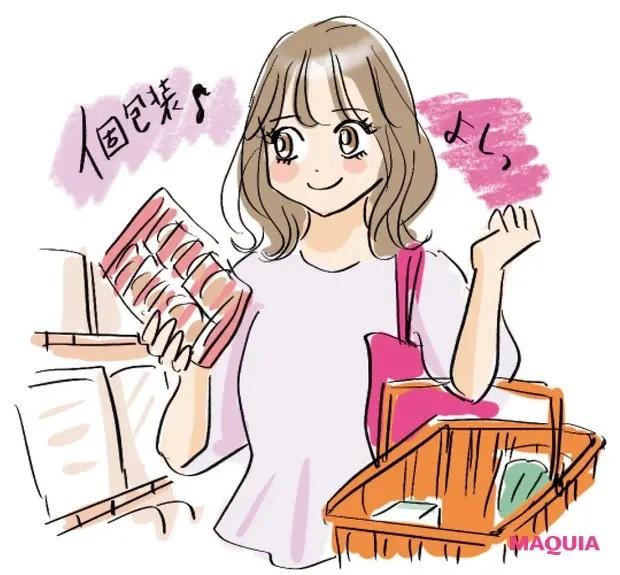 【食べ方を見直すダイエット】対策1:買い物時のデブ行動を、痩せ行動に変える