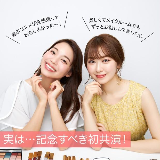 元美容部員 和田さん。と千葉由佳が本気で選んだ&試した! 2020夏の「自腹買い」新色アイシャドウ5選_4