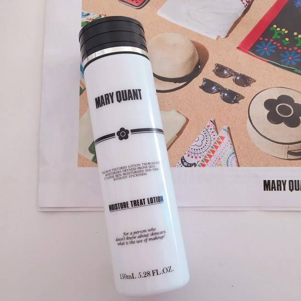 冷房でお肌が乾ききる前に!マリークワントの化粧水でもっちり♡保湿強化
