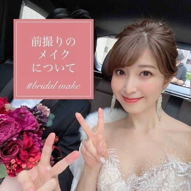 【花嫁美容】アラサー花嫁のフォトウェディング!前撮りでのヘアとメイクをご紹介