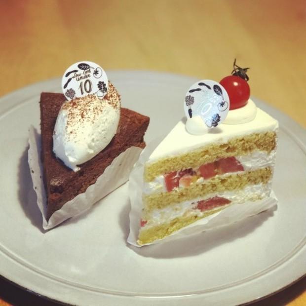 ダイエットの強い味方!ローカーボ(低糖質)野菜スイーツ専門店のケーキが美味♪