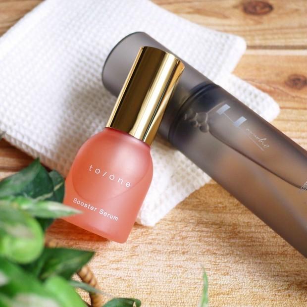 癒し効果も美容効果もスゴイ!コスメキッチン人気の導入美容液&化粧水!