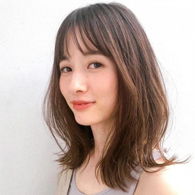 【ヘアカタログ】シースルーバングのおすすめヘアスタイル・髪型15選