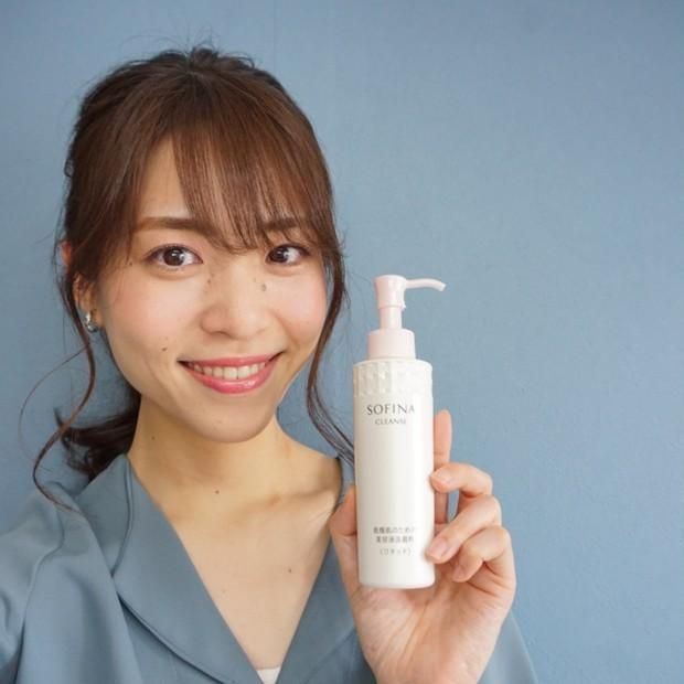 乾燥肌に嬉しい!  洗い上がりしっとりなめらか。SOFINAの美容液洗顔料に夢中♪