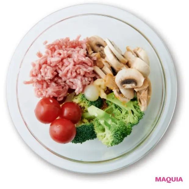 【美容スープレシピ】ナンプラーがきいたさわやかでコクのある味わい 「豚ひき肉のさっぱりサワースープ」作り方