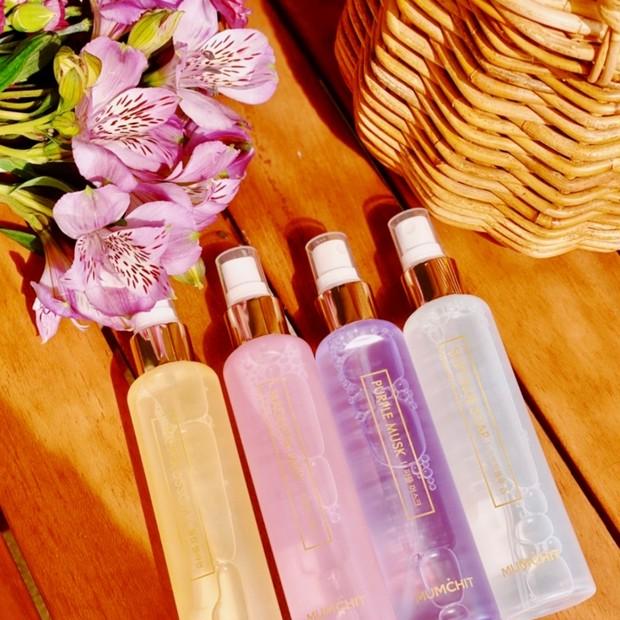きゅんとする香りが話題♡ 韓国フレグランスブランドMUMCHIT(モムチ)日本上陸