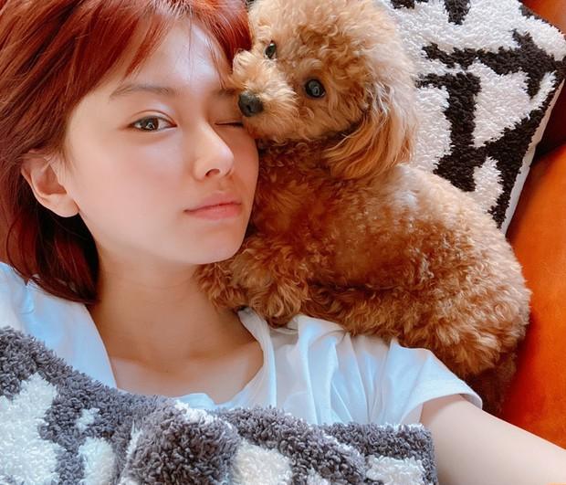 掃除でデトックス、愛犬とリラックス! 『山本舞香流 #Stay Homeの楽しみ方』vol.4