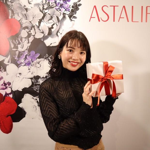 【贈ろう、美の革命】ASTALIFT×MAQUIAの美容イベント♡