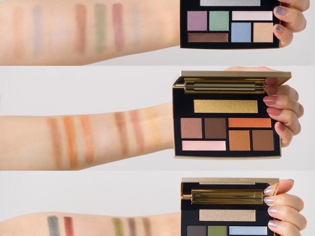 「この透け感は買い!」アンプリチュード「アイカラーパレット ホリデーリミテッド」を全色試してわかった、色&質感の魅力【クリスマスコスメ2020】