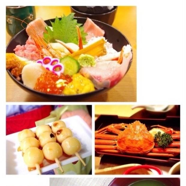 石川旅行*満腹食べ歩きの旅~