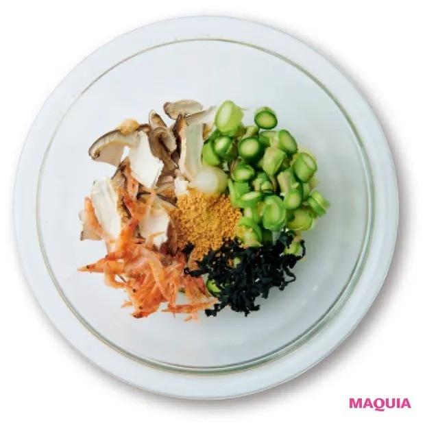 【美容スープレシピ】磯の香りと黒酢のまろやかな酸味がマッチ 「わかめと干しエビのスープ」作り方