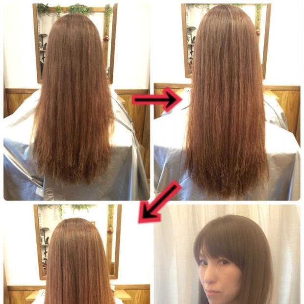 傷んだ髪もあきらめないで!ブリーチ毛の私がサラサラヘアになった理由