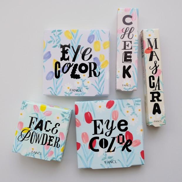 SHOGO SEKINEパッケージが可愛い! 2月発売のファンケル春新色2021をレポ #プチプラコスメは水曜日に
