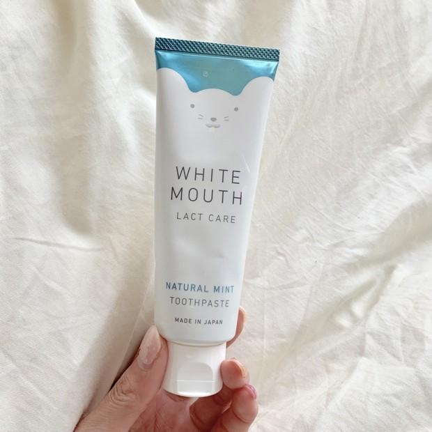 1本で6役?!ホワイトマウスでホワイトニングと虫歯予防!