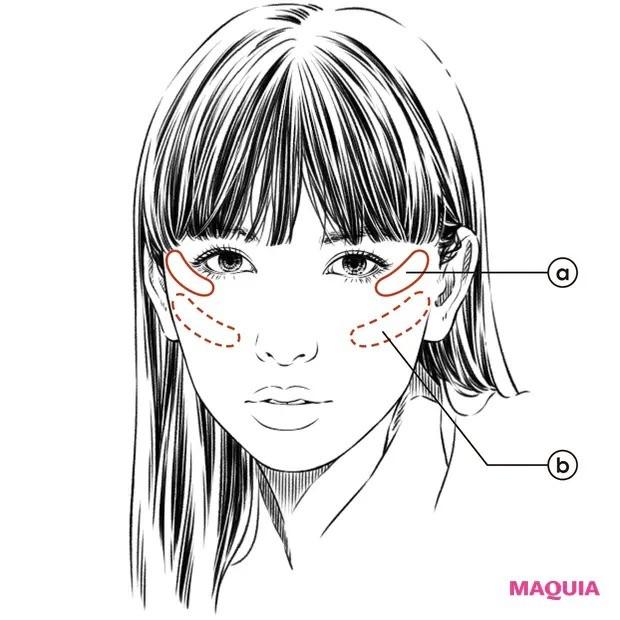 """【鈴木えみさんの美の哲学】ON mode……「引きで見たときの顔全体の""""絵力""""を大切に」_2"""