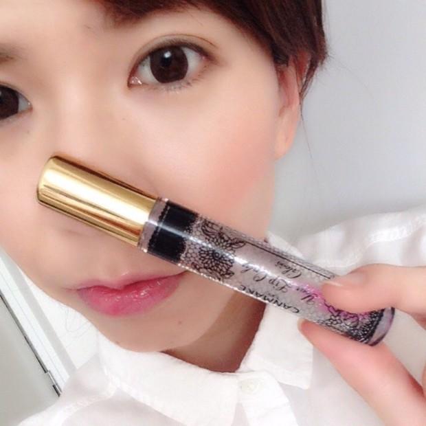 CANMAKE ユアリップオンリーグロス♡パール最高!