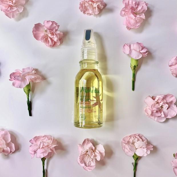 【メルヴィータ】化粧水ごくごく肌!乾燥肌に捧げる ビオオイル アルガンオイル  ローズ