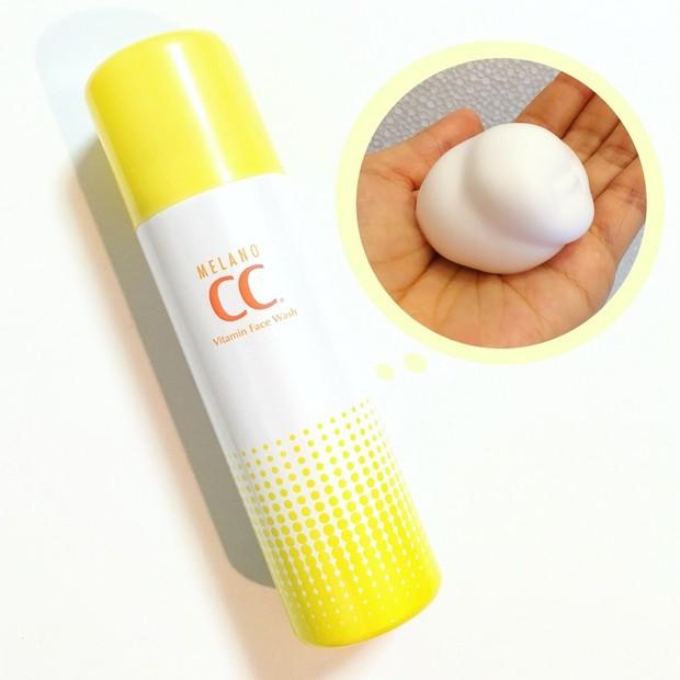 酵素&ビタミンCのパワーで毛穴汚れまでスッキリ!透明感あふれる明るい肌に【プチプラ・おすすめ】メラノCCの泡洗顔料