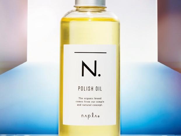 ヘアケアアイテム部門TOP5・濡れ髪ブームを牽引した「N. ポリッシュオイル」が首位独走!