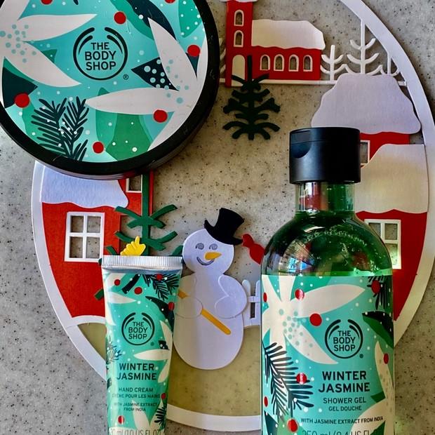 クリスマスシーズン限定品で初のフローラル系の香り◆ウインタージャスミン