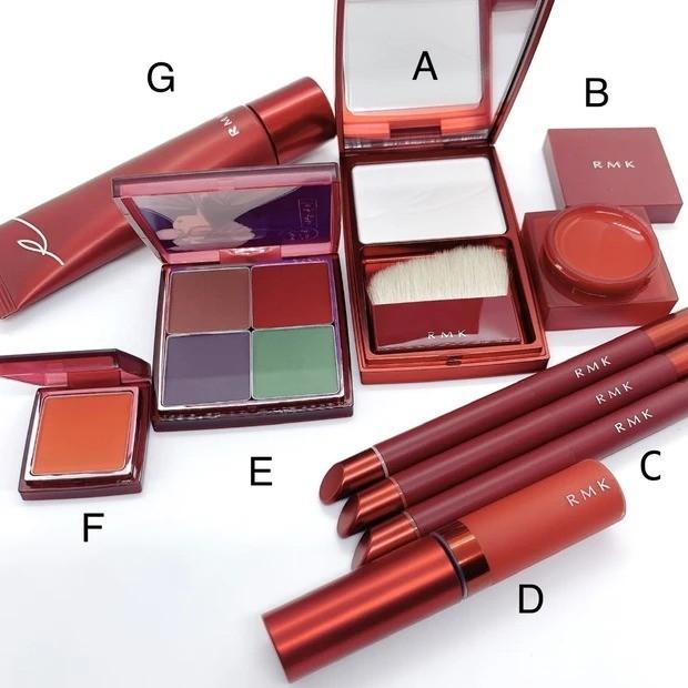 【秋新色コスメ2020】RMKの新作コレクションは魅せる赤に注目!