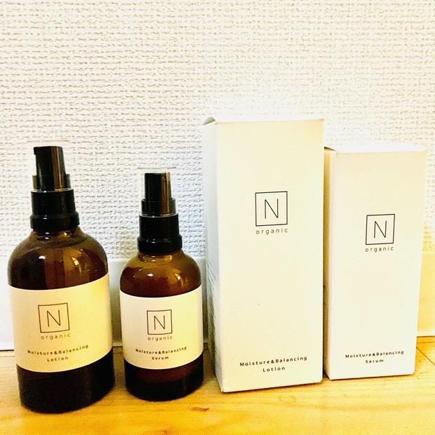 新生N organicで満ち艶肌へ。 敏感肌でも使える「素肌の美しさを引き出す」スキンケア
