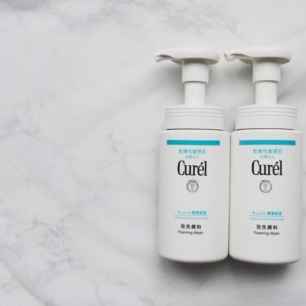 肌が敏感になっているときでも!潤い守って洗える洗顔料★