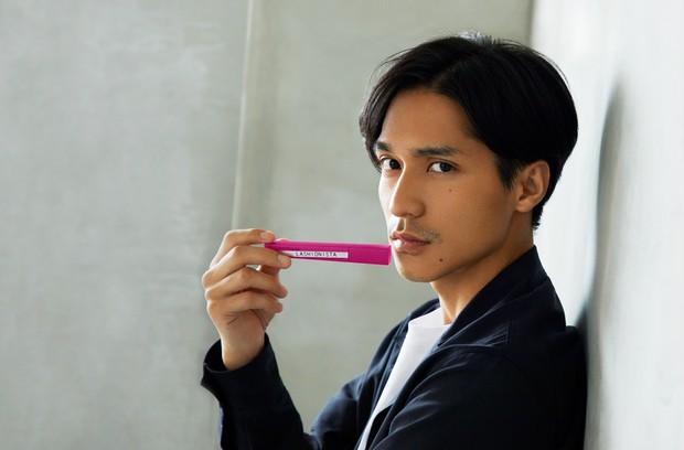 【情報解禁】錦戸 亮さんが「メイベリン ニューヨーク」のブランドサポーターに就任! _1
